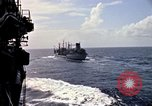 Image of USS Midway Vietnam, 1965, second 9 stock footage video 65675035285