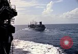 Image of USS Midway Vietnam, 1965, second 10 stock footage video 65675035285