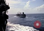 Image of USS Midway Vietnam, 1965, second 11 stock footage video 65675035285