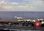 Image of USS Midway South China Sea, 1965, second 8 stock footage video 65675035290