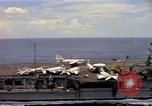 Image of USS Midway South China Sea, 1965, second 9 stock footage video 65675035290