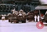 Image of United States Marines Eniwetok Atoll Marshall Islands, 1944, second 4 stock footage video 65675035292