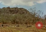 Image of forest area Saipan Northern Mariana Islands, 1944, second 4 stock footage video 65675035307