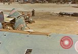 Image of Japanese planes Saipan Northern Mariana Islands, 1944, second 7 stock footage video 65675035308