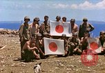 Image of US Marines Saipan Northern Mariana Islands, 1944, second 1 stock footage video 65675035309