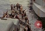Image of USS Tennessee Saipan Northern Mariana Islands, 1944, second 10 stock footage video 65675035314