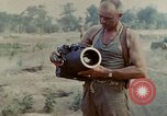 Image of Marine photographer Saipan Northern Mariana Islands, 1944, second 5 stock footage video 65675035336