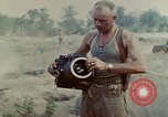 Image of Marine photographer Saipan Northern Mariana Islands, 1944, second 8 stock footage video 65675035336