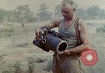Image of Marine photographer Saipan Northern Mariana Islands, 1944, second 11 stock footage video 65675035336