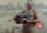 Image of Marine photographer Saipan Northern Mariana Islands, 1944, second 12 stock footage video 65675035336