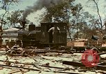 Image of locomotive Saipan Northern Mariana Islands, 1944, second 7 stock footage video 65675035338