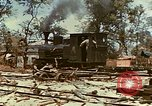 Image of locomotive Saipan Northern Mariana Islands, 1944, second 8 stock footage video 65675035338