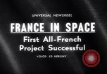 Image of space rocket Algeria, 1966, second 4 stock footage video 65675035363