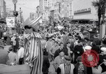 Image of Mardi Gras New Orleans Louisiana USA, 1966, second 11 stock footage video 65675035364