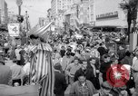 Image of Mardi Gras New Orleans Louisiana USA, 1966, second 12 stock footage video 65675035364