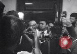 Image of Muhammad Ali refuses to take military oath Houston Texas USA, 1967, second 8 stock footage video 65675035373