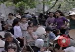 Image of Vietcong suspects Binh Duong province South Vietnam, 1967, second 8 stock footage video 65675035394