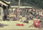 Image of US Marines Daila Pass Combat Base Vietnam, 1968, second 3 stock footage video 65675035397