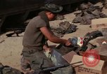 Image of US Marines Daila Pass Combat Base Vietnam, 1968, second 11 stock footage video 65675035397