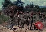 Image of US Marines Da Nang Vietnam, 1968, second 7 stock footage video 65675035399