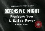 Image of John F Kennedy Onslow Beach North Carolina USA, 1962, second 1 stock footage video 65675035411