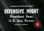 Image of John F Kennedy Onslow Beach North Carolina USA, 1962, second 2 stock footage video 65675035411
