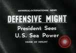 Image of John F Kennedy Onslow Beach North Carolina USA, 1962, second 3 stock footage video 65675035411