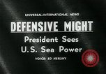 Image of John F Kennedy Onslow Beach North Carolina USA, 1962, second 4 stock footage video 65675035411