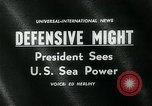 Image of John F Kennedy Onslow Beach North Carolina USA, 1962, second 5 stock footage video 65675035411