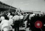 Image of Cuban prisoners Miami Florida USA, 1962, second 6 stock footage video 65675035412
