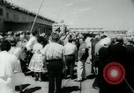 Image of Cuban prisoners Miami Florida USA, 1962, second 8 stock footage video 65675035412