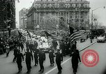 Image of Shah of Iran New York City USA, 1962, second 8 stock footage video 65675035413