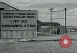 Image of TNT explosion Alberta Canada, 1964, second 6 stock footage video 65675035418