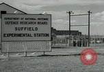 Image of TNT explosion Alberta Canada, 1964, second 7 stock footage video 65675035418