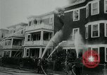 Image of Twenty-three tenement houses consumed by fire in Dorchester area of Boston Boston Massachusetts USA, 1964, second 11 stock footage video 65675035421