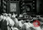 Image of Pope Paul VI Vatican City Rome Italy, 1963, second 8 stock footage video 65675035424