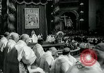 Image of Pope Paul VI Vatican City Rome Italy, 1963, second 11 stock footage video 65675035424