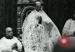 Image of Pope Paul VI Vatican City Rome Italy, 1963, second 12 stock footage video 65675035424