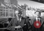 Image of UN representatives New York City USA, 1958, second 2 stock footage video 65675035432