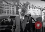 Image of UN representatives New York City USA, 1958, second 4 stock footage video 65675035432