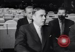 Image of UN representatives New York United States USA, 1958, second 11 stock footage video 65675035433