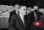Image of UN representatives New York United States USA, 1958, second 12 stock footage video 65675035433
