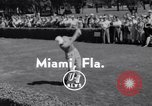 Image of Lou Kretlow Miami Florida USA, 1956, second 5 stock footage video 65675035441