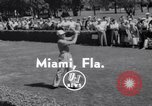 Image of Lou Kretlow Miami Florida USA, 1956, second 6 stock footage video 65675035441
