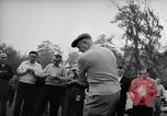 Image of Dwight D Eisenhower Thomasville Georgia USA, 1956, second 7 stock footage video 65675035442
