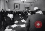 Image of Nikita Khrushchev meets with world leaders Moscow Russia Soviet Union, 1964, second 12 stock footage video 65675035462