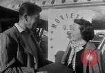 Image of Ronald Reagan Los Angeles California USA, 1951, second 11 stock footage video 65675035473