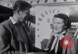 Image of Ronald Reagan Los Angeles California USA, 1951, second 12 stock footage video 65675035473