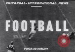 Image of American football Columbus Ohio USA, 1951, second 2 stock footage video 65675035475