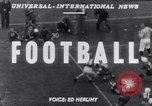 Image of American football Columbus Ohio USA, 1951, second 4 stock footage video 65675035475